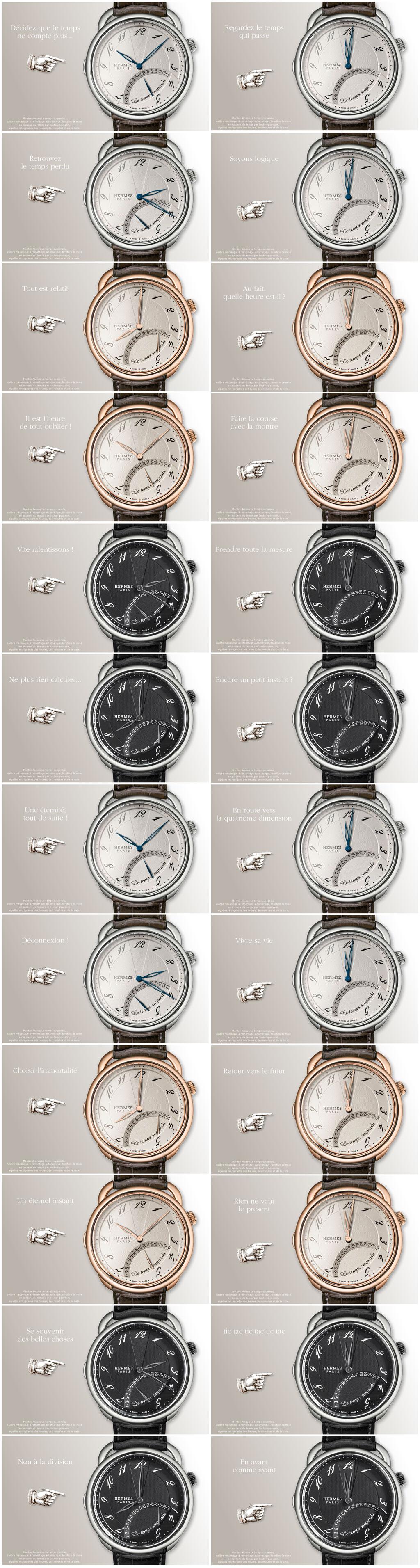 El tiempo suspendido – El Storytelling de Hermès