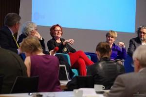 Eva at WCF Davos
